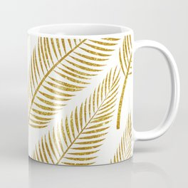 Golden Palm #society6 #decor #buyart Coffee Mug