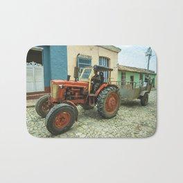 Trinidad tractor Bath Mat