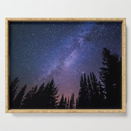 Counting Stars Serving Tray