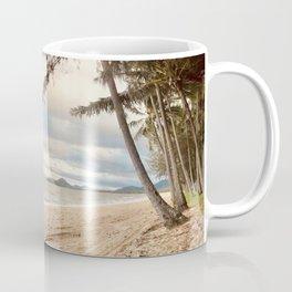 Tranquil white sand beach \\ Australia Coffee Mug
