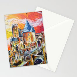Carcassonne Stationery Cards