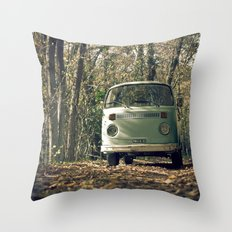 VwT2-n.8 Throw Pillow