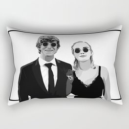 S&E 4Evr Rectangular Pillow