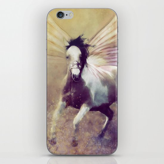 RIDING THE STORM OUT iPhone & iPod Skin