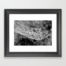 Chandelier Framed Art Print