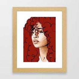 Emboldened Framed Art Print
