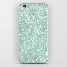 Add Spice to your Life: herb toss iPhone Skin