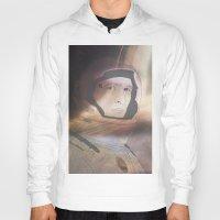 interstellar Hoodies featuring Interstellar by Itxaso Beistegui Illustrations