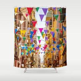 Naples, Italy Shower Curtain
