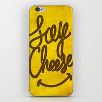 cheese iPhone & iPod Skins featuring Cheese ! by Didier Gérardin