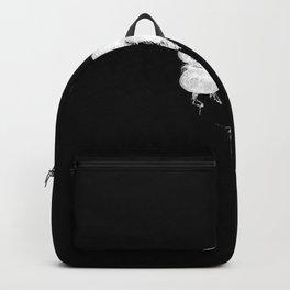 Jelly Love Black Backpack