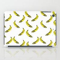 banana iPad Cases featuring Banana! by MrWhite