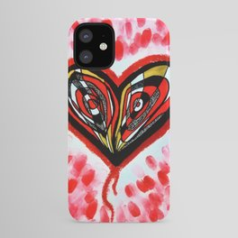The Heart Sees All iPhone Case