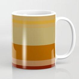 Desert Stripes Coffee Mug