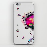 voyage iPhone & iPod Skins featuring voyage by Georgiana Paraschiv