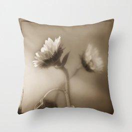 Sunflower Still Life 2 Throw Pillow