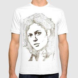 Ellen Ripley sketch- Sigourney Weaver- Alien T-shirt