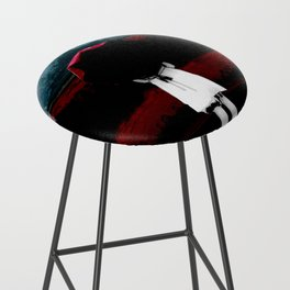 Heaven Is Perfect For Hell Bar Stool
