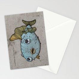 Pececitos color! Stationery Cards