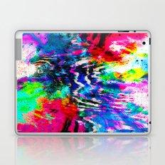 Technicolor Zebra Splatter Laptop & iPad Skin