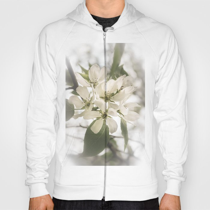 Apple blossoms Hoody