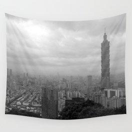 taiwan landscape Wall Tapestry