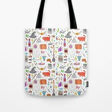 Harry Potter pattern Tote Bag