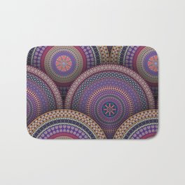 Mandala Bath Mat