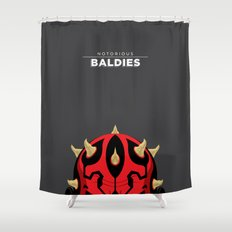 Darth Maul Shower Curtain