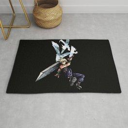 Final Fantasy VII Rug