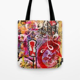 An Expose Of Uncalculated Whimsy Tote Bag