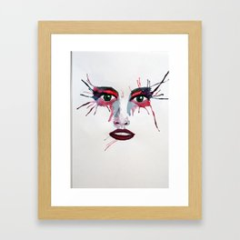 Grl III Framed Art Print