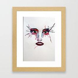 Grl III Framed Art Print