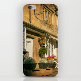 Sunny Chipping Campden iPhone Skin