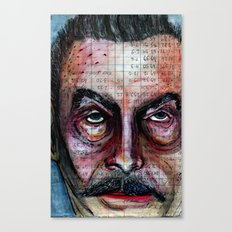 Brosef Canvas Print