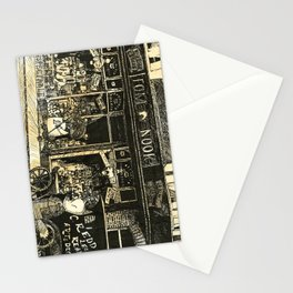 Nook's Grocery and C. Redd's Mobile Art Emporium Stationery Cards