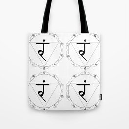 Manipura or manipuraka Tote Bag