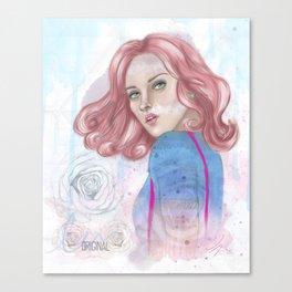 Live Original Canvas Print