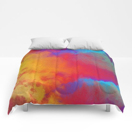 Dye to Live #society6 #decor #buyart Comforters