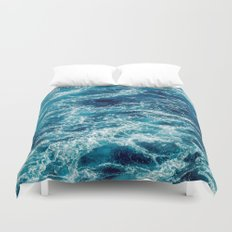 Tough Times Are Temporary Duvet Cover