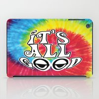 hippy iPad Cases featuring Hippy by Top Head Culture