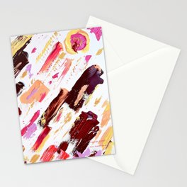 """""""Candy Store"""" Painting Stationery Cards"""