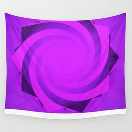 The Future of Pentagrams Wall Tapestry