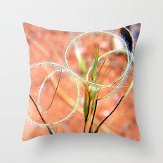 Whirligigs  Throw Pillow