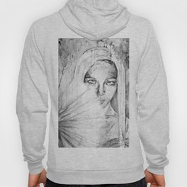 The Beckoning (Black&White Version) Hoody