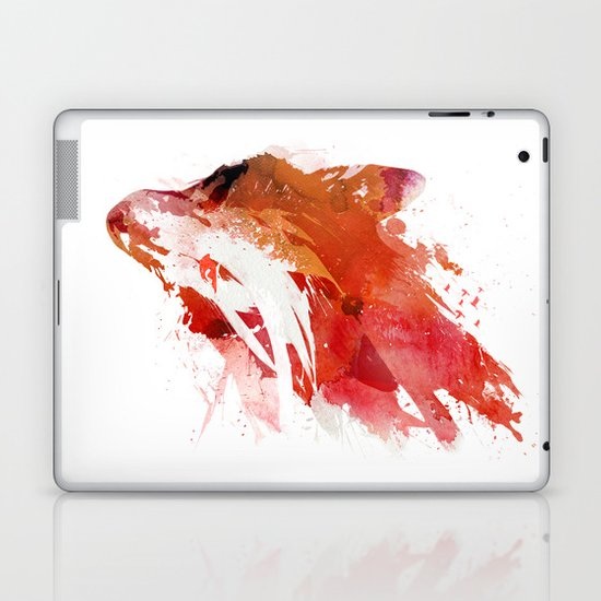 On the 7th day Laptop & iPad Skin
