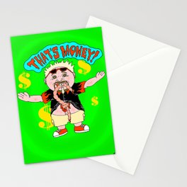 Garbage Pail Guy Stationery Cards