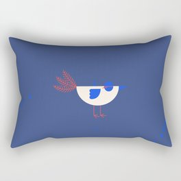 Birdie-3 Rectangular Pillow