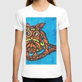 Little owl T-shirt