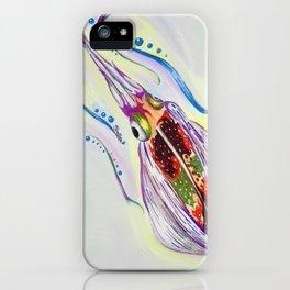 Caribbean Reef Squid iPhone Case